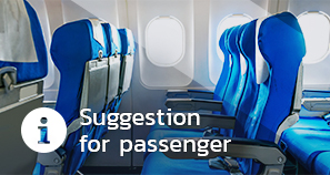 Suggestion for Passenger